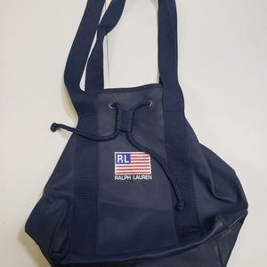 Vintage 90s Polo Sport Ralph Lauren Satchel bag
